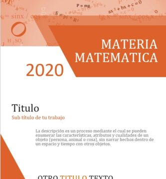 portada para matematica