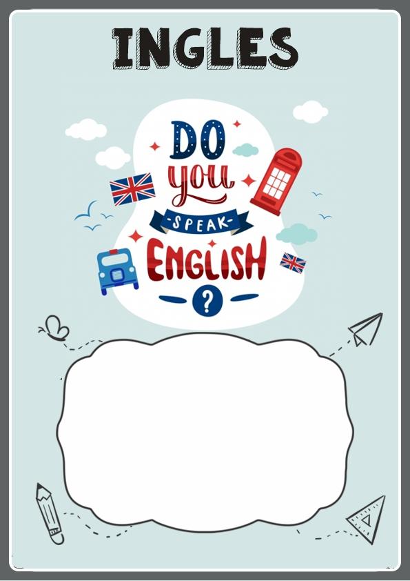 Portadas de Ingles