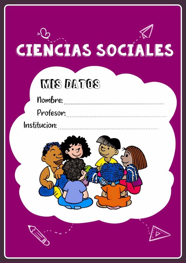 Portadas de Ciencias Sociales