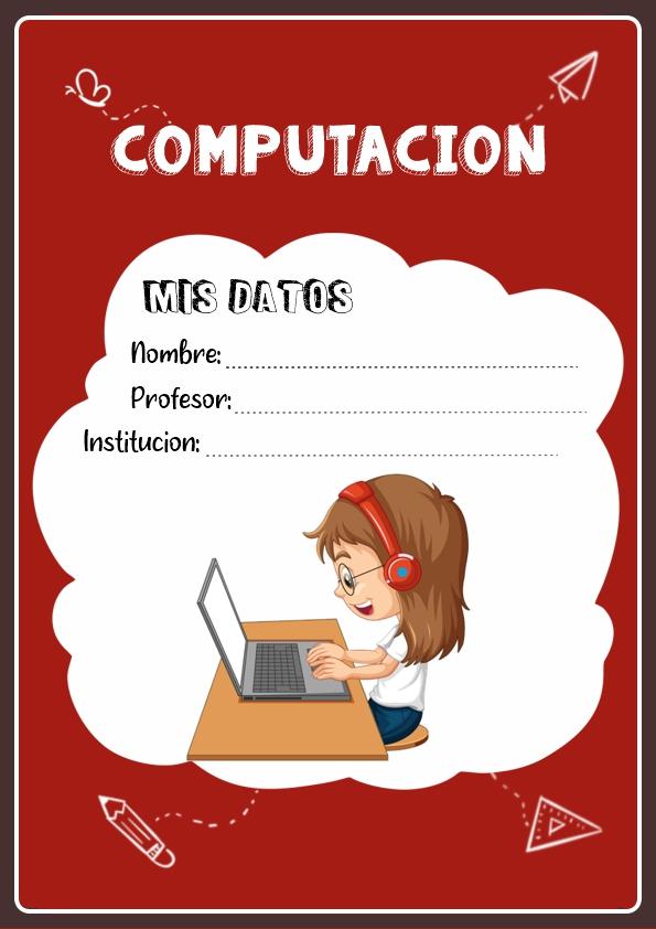 Portadas de Computación
