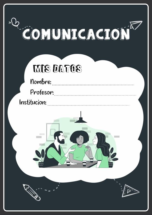 Portadas de Comunicación